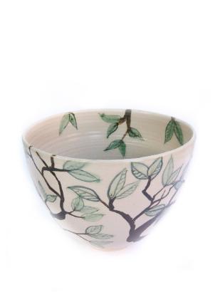 Leaft tree bowl