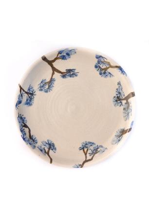 Pine plate 2