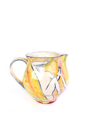 Small Yellow jug